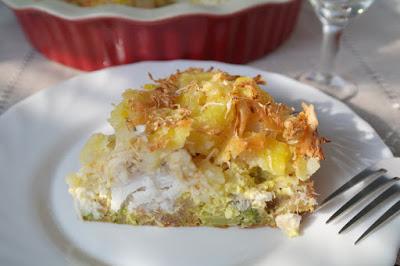 Рецепт Запеканка рыбная с картофелем и сельдереем
