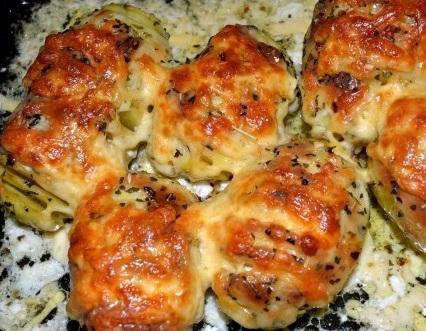 Рецепт Картофель с сыром в мультиварке