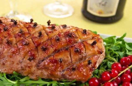 Рецепт Свинина «Праздничная»