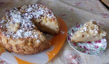 Рецепт Дынный пирог