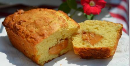 Рецепт Творожные кексы со сгущенкой