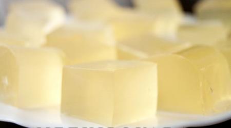 Рецепт Лимонно-имбирное желе