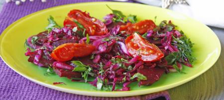 Рецепт Турецкий салат