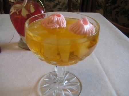 Рецепт Желе из ананаса