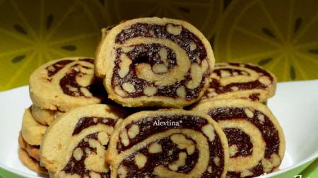 Рецепт Печенье с фаджем