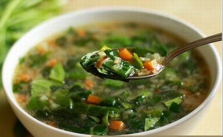Рецепт Щавелевый суп для гурманов (холодный)