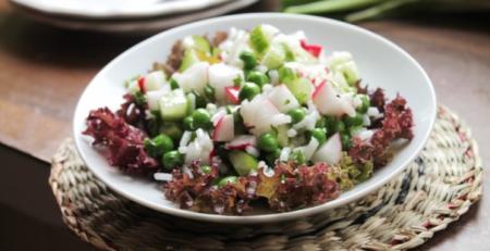Рецепт По мотивам «Селянского» салата