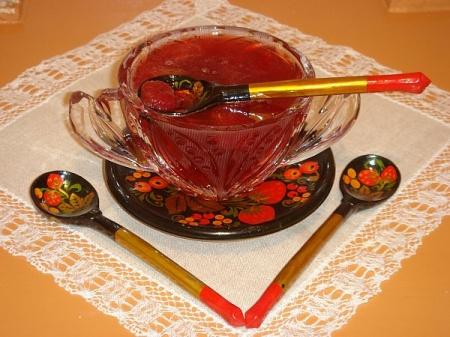 Рецепт Варенье из калины