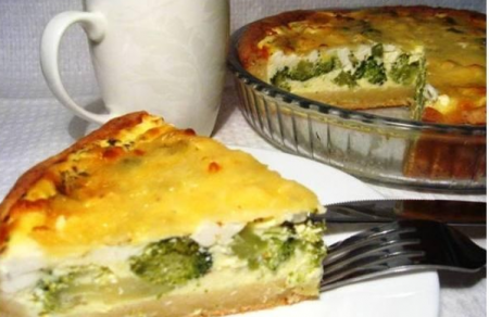 Рецепт Киш с брокколи
