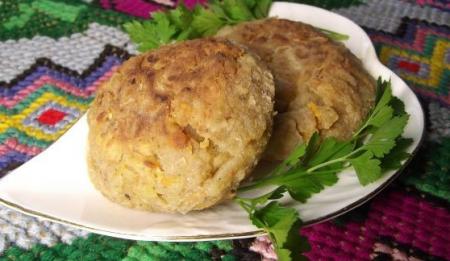 Оладьи из кабачков  Рецепты моей бабушки  Kuroedcom