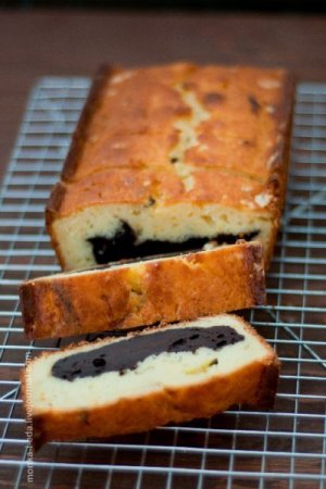 Рецепт Йогуртово-шоколадный кекс