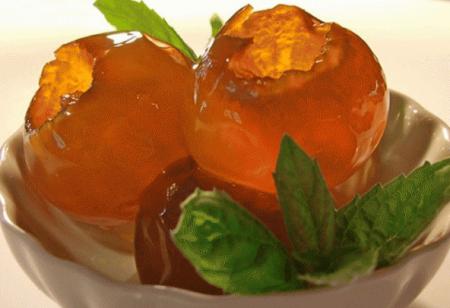 Рецепт Прозрачное варенье из яблок