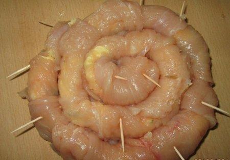 Рецепт Вертута мясная