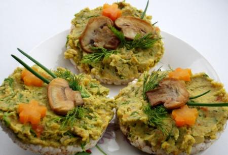 Рецепт Веселые бутерброды