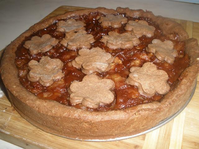 Шоколадный пирог без яицы с фото
