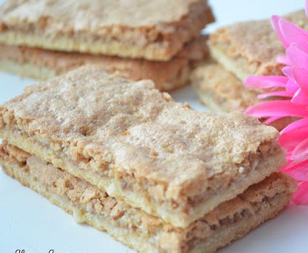 Рецепт Варшавские ореховые пирожные
