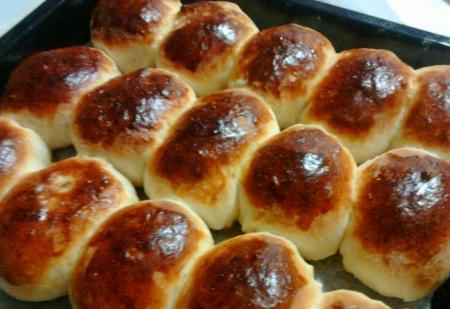 Рецепт Пирожочки пышные