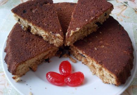 Рецепт Барбарисовый пирог