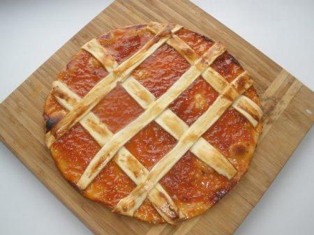 Рецепт Шампсорский вареньевый пирог