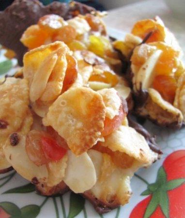 Рецепт Печенье по-флорентийски с цукатами