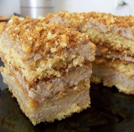 Рецепт Лимонно-кофейный торт с ликером