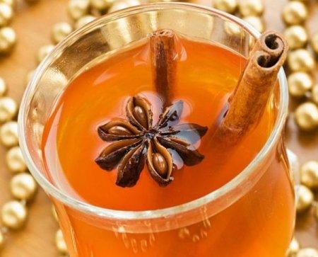 Рецепт Чай с апельсинами