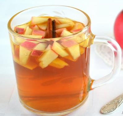 Рецепт Чай с яблоками