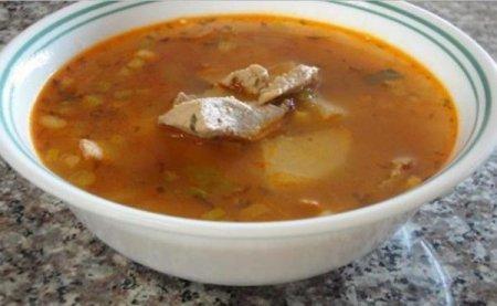 Рецепт Рыбный суп с апельсинами