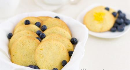 Рецепт Лимонно-кокосовое печенье