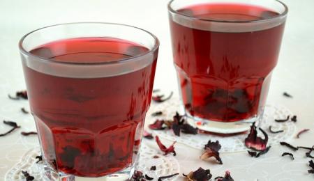 Рецепт Чай каркаде