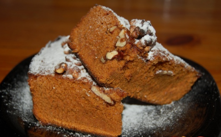 Рецепт Кофейный монастырский пирог