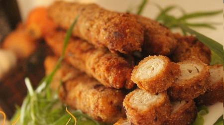 Рецепт Мясные палочки