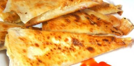 Рецепт Горячая закуска из лаваша