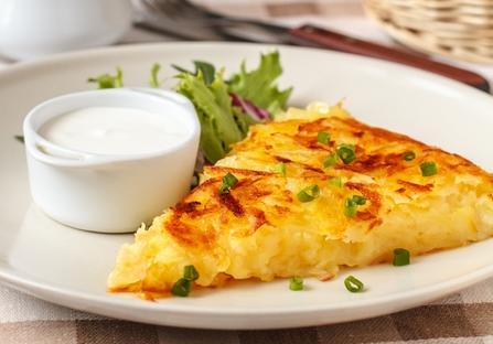 Рецепт Картофель Рёшти - Швейцарская кухня