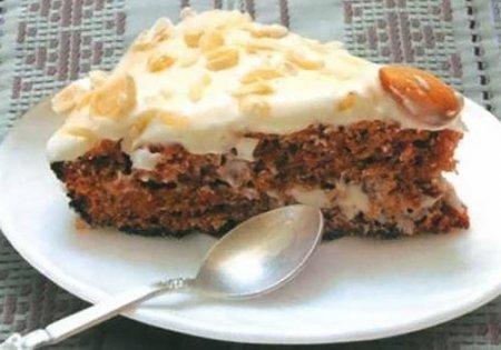 Рецепт Кекс с шоколадом и вишней