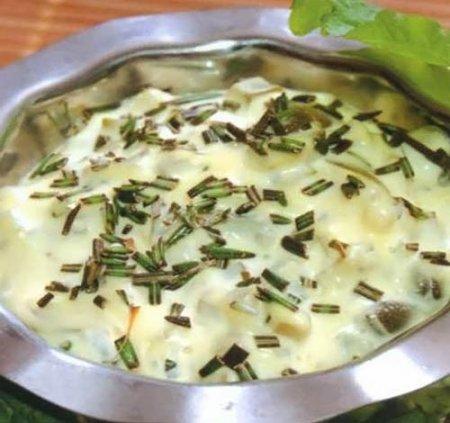 Соус из чеснока и оливкового масла