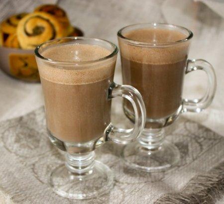Какао флип со сливками