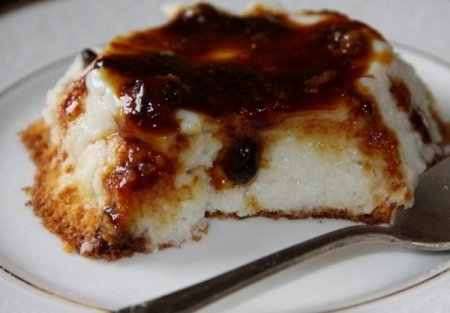 Рецепт Кокосовый флан покрытый карамелью