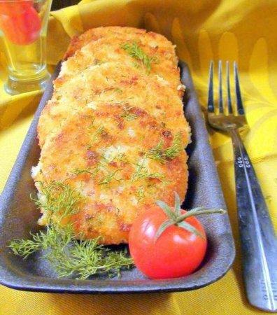 Рецепт Биточки из пшёнки с беконом