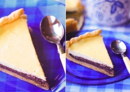 Рецепт Нежный маковый пирог
