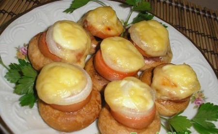 Оригинальные сушки на завтрак