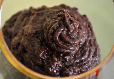 Рецепт Постный шоколадный мусс из авокадо