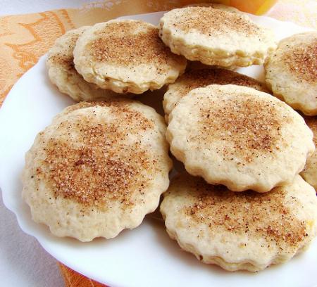 Анисовое печенье с корицей