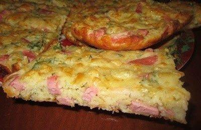 Быстрый пирог