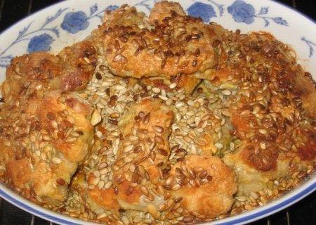 Рецепт Окорочка в семечках