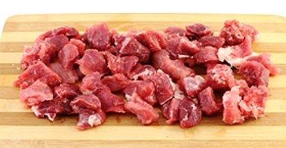 Перловая каша с мясом в мультиварке