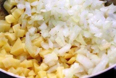 Плацинды с картошкой ♨