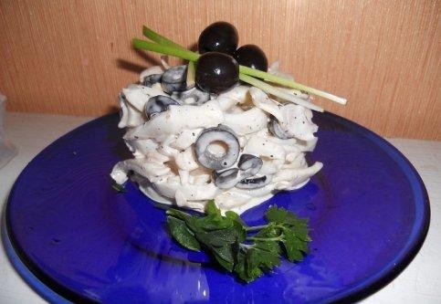 рецепты салатов из кукурузы и оливок