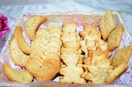 Ореховое печенье.