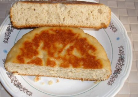 Хлеб на кефире в мультиварке.
